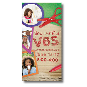 VBS Crafts XLarge Postcards