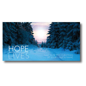 Hope Lives XLarge Postcards