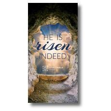 Risen Open Tomb XLarge Postcard