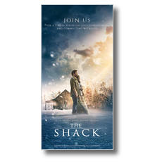 The Shack Movie Church Postcard