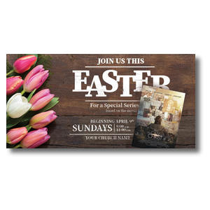 The Case for Christ Easter XLarge Postcards