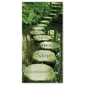 "Next Step Green Path 11"" x 5.5"" Oversized Postcards"