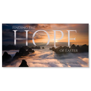 Hope Mountains XLarge Postcards
