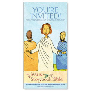 Jesus Storybook Bible Church Postcards