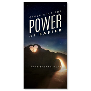 Power of Easter Tomb Church Postcards