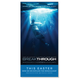 Breakthrough Church Postcards