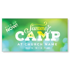 Summer Camp Green