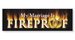 Fireproof Free Bumper Sticker