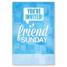 Friend Sunday Poster
