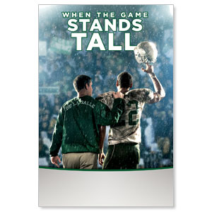 When the Game Stands Tall Posters