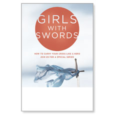 Girls With Swords Poster