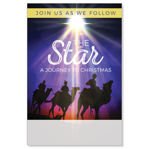The Star A Journey to Christmas Posters