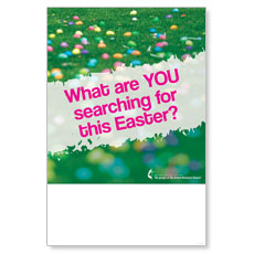 UMC Easter Search Poster