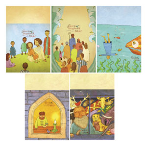 Jesus Storybook Bible Posters