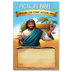 The Action Bible VBS Posters