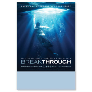 Breakthrough Posters