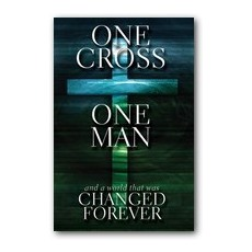 One Cross Wall Art