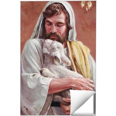 BP Jesus Lamb Wall Art