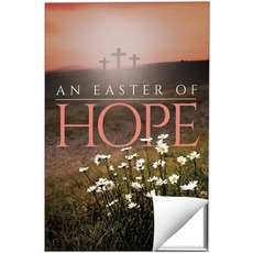 Easter Hope Daisy Wall Art