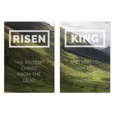 Risen King Hillside Pair