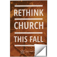Rethink Church Wall Art