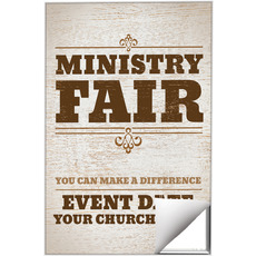 Ministry Fair Wall Art