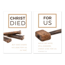 Died For Us Rom 5:8