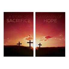 Sacrifice And Hope Wall Art