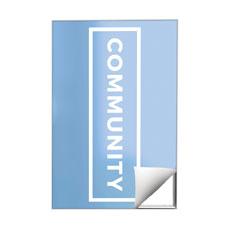 Shimmer Community Wall Art