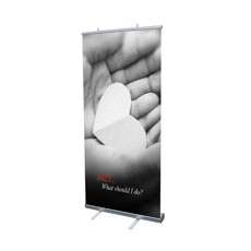 Believe: Act Rollup Banners