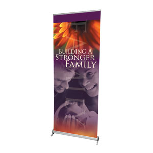 Strong Family Banners