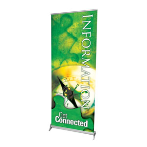 Get Connected - Information Banners