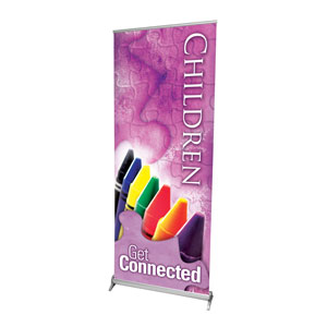 Get Connected -  Children Banners