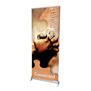 Get Connected Prayer Banners