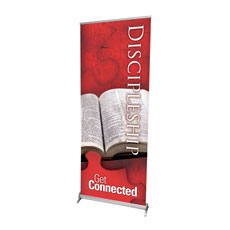 Get Connected Discipleship Banner