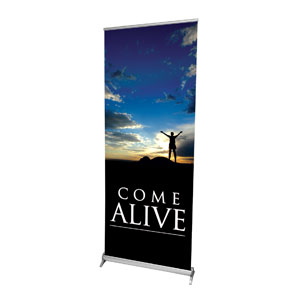 Come Alive Banners