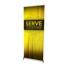 Together Serve Banner