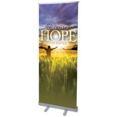 Easter Hope Field Banner