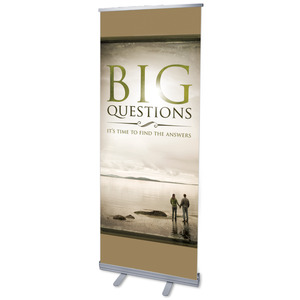 Big Questions Banners