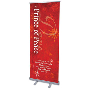 Isaiah 9 Peace Banners