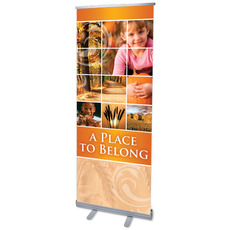 Belong Pumpkin Banner