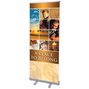 Belong Father & Son Banners