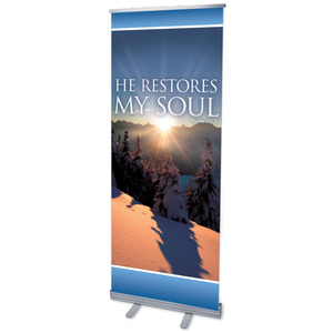 Restores My Soul Banners