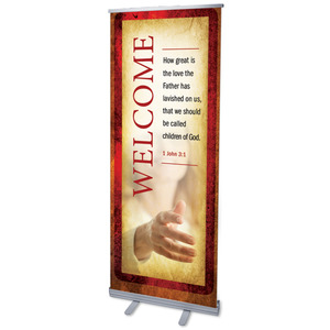Verses Welcome Banners