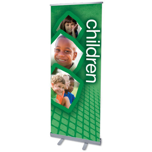 Grid Children Banners