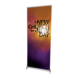New Church Banners