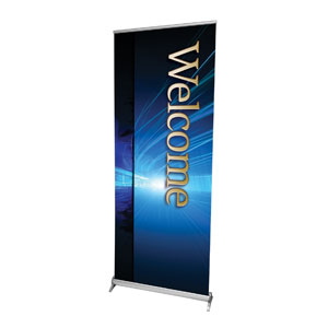 Light Rays Welcome Banners