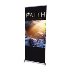 The Thorn Faith Banner