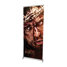 The Bible Christ Banner