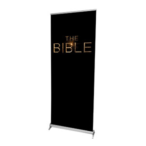 The Bible Logo Banners